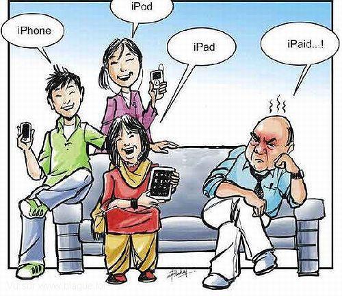blague drole en famille