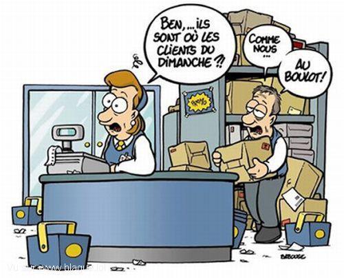 Blague travail - Dessin travail ...