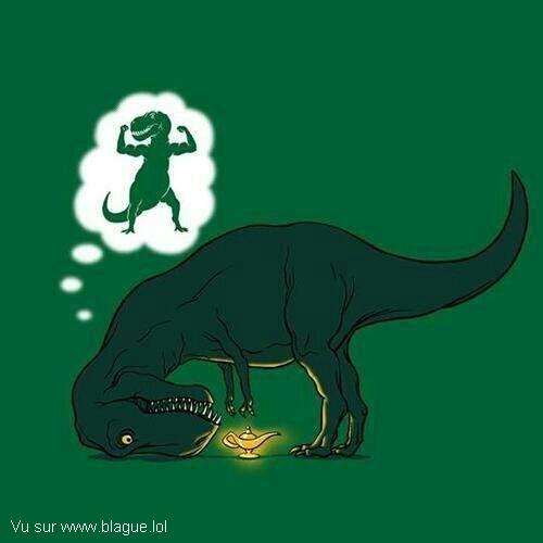blague-dessin-tyranosaure-genie