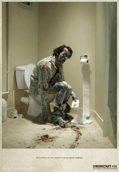 blague-divers-Toilette-Zombie