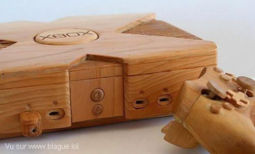 blague-divers-xbox-en-bois