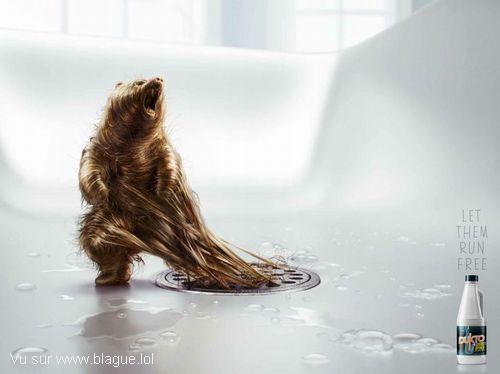 blague-marque-cheveux-baignoire