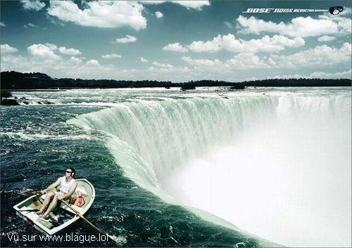 blague-transport-chute-d-eau-inconscient