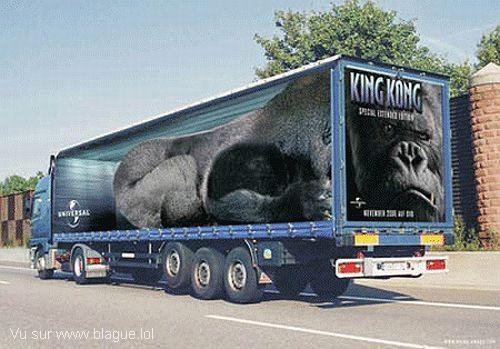 blague-transport-king-kong-camion